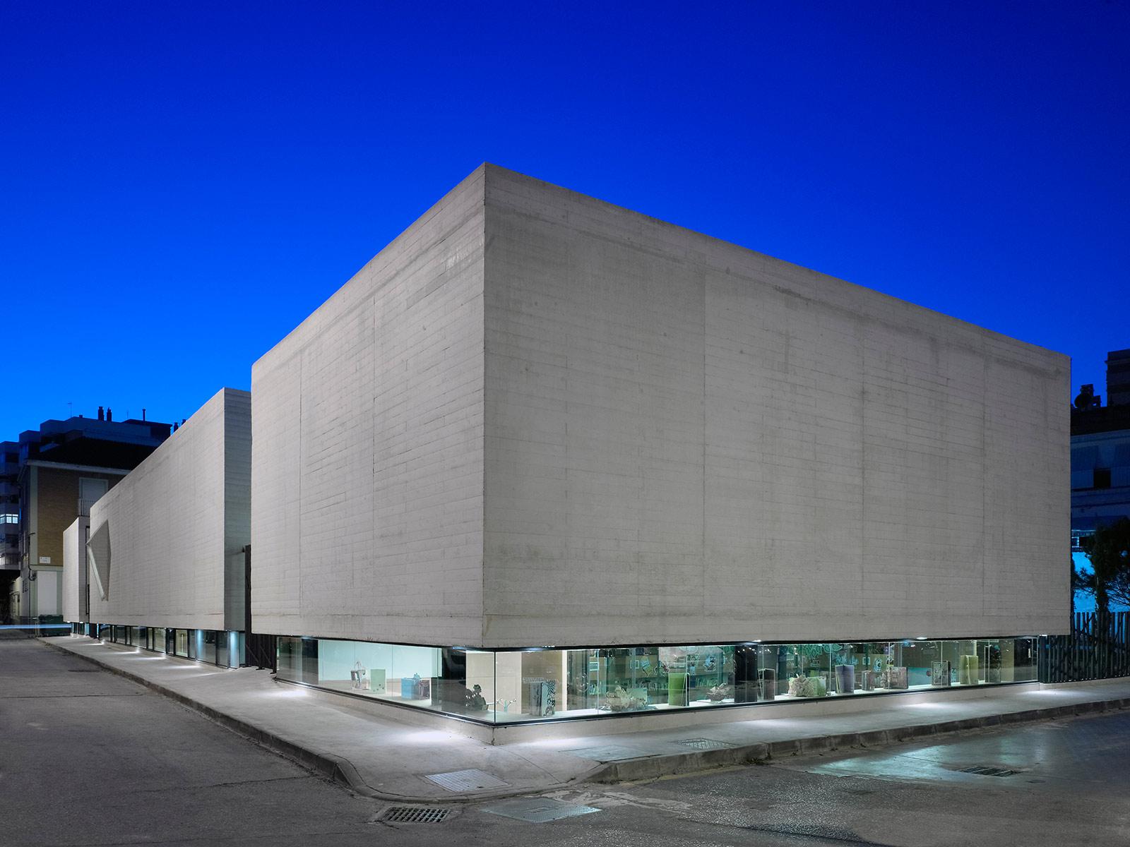 Malaga arquitectura gu a de arquitectura contempor nea - Arquitectos malaga ...