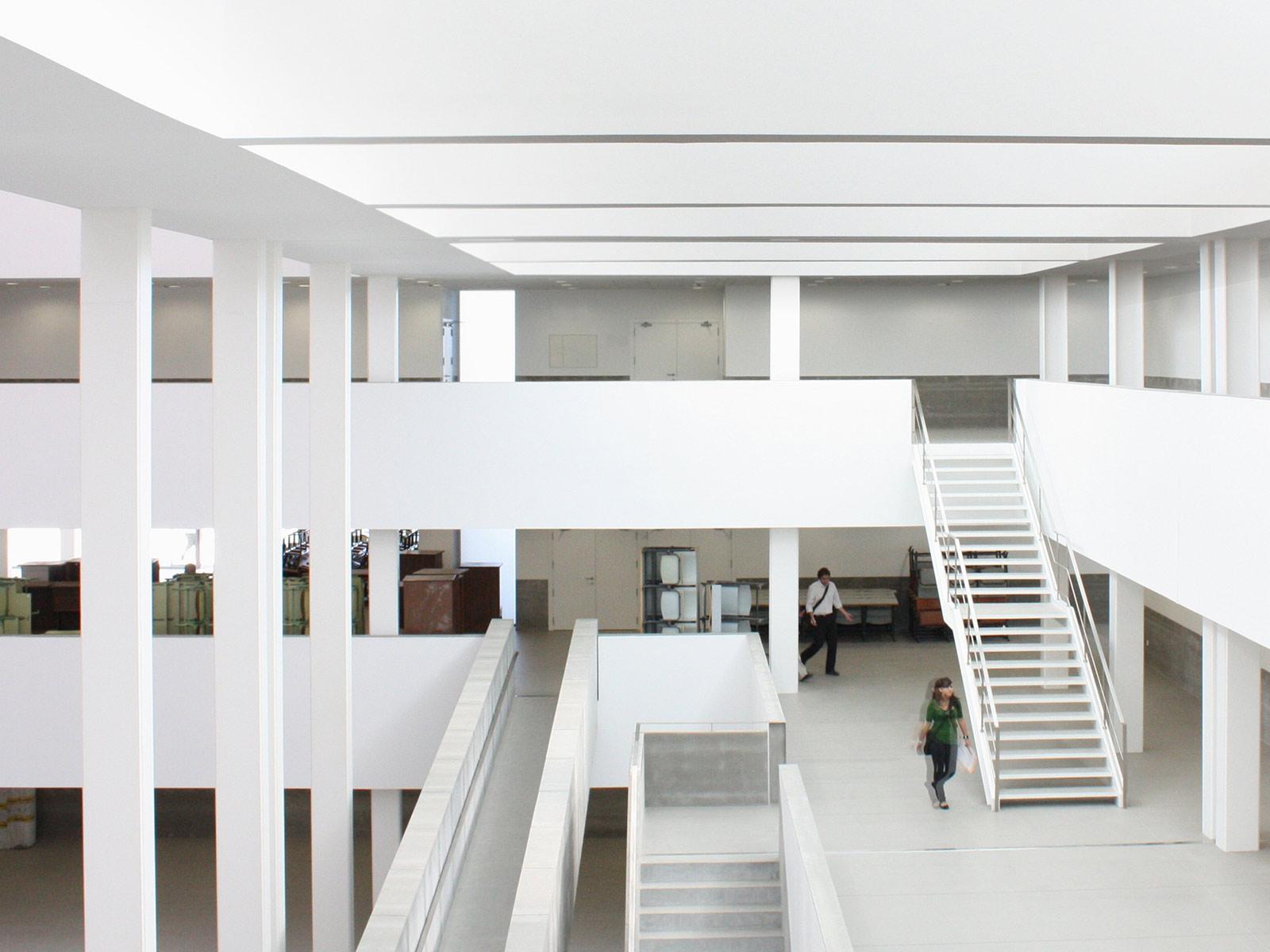 Malaga arquitectura gu a de arquitectura contempor nea - Estudios de arquitectura malaga ...